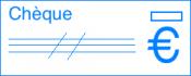 Logo cheque